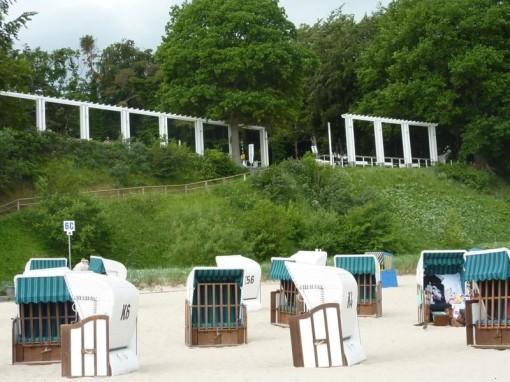 Reservierung Strandkorb Usedom